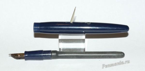 перьевая ручка Eversharp Symphony (США, перо F, золотое 14К, полу-гибкое)