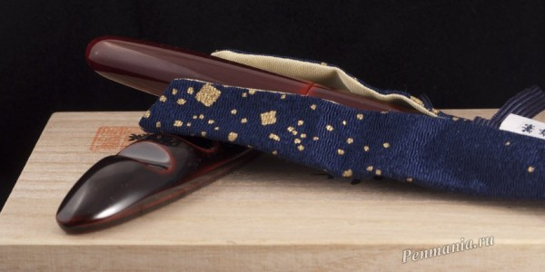 Перьевая ручка Nakaya portable cigar (Япония) / fountain pen