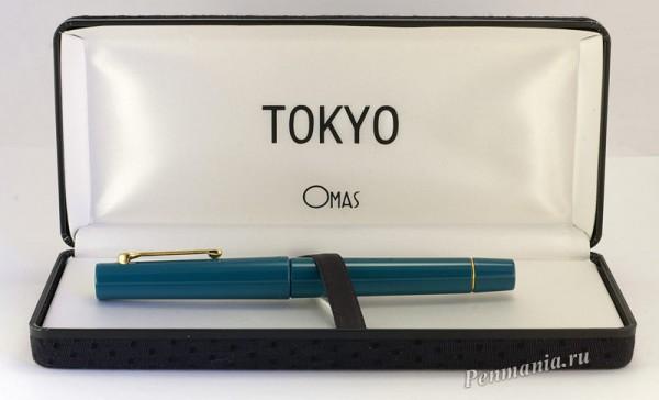 Перьевая ручка Omas Tokyo / fountain pen