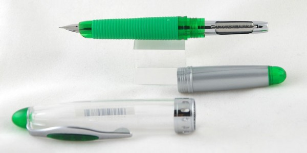 перьевая ручка Pilot Vortex / fountain pen