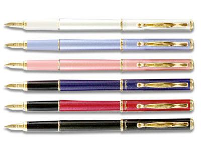 перьевая ручка Pilot Cavalier (Япония)