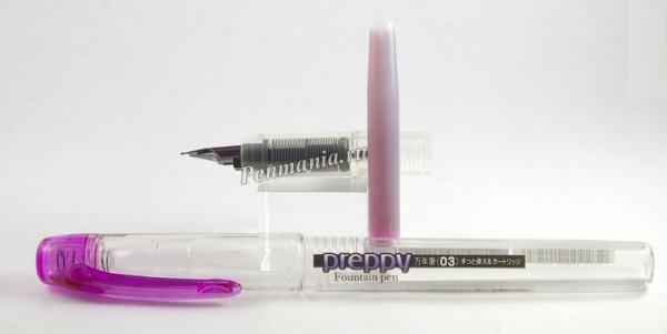 перьевая ручка Platinum Preppy