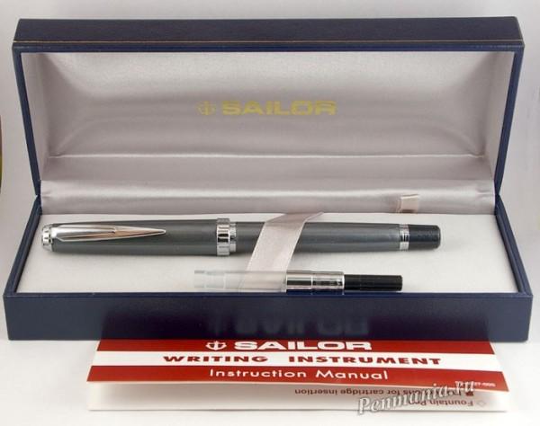 упаковка ручки Sailor Industrial Revolution (Япония)