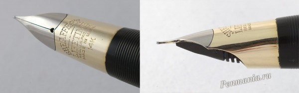 перьевая ручка Sheaffer Tuckaway 1000 / fountain pen